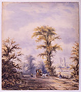 Landscape with a Stagecoach