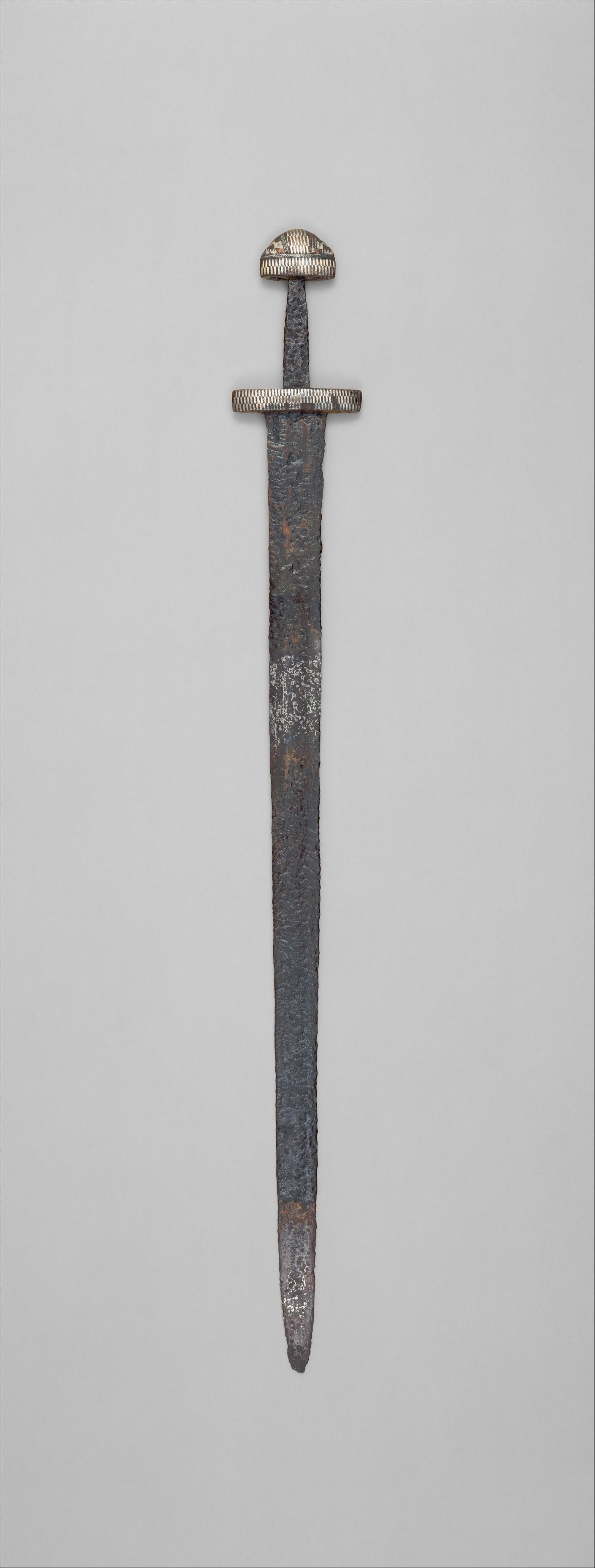 Viking Sword | European, probably Scandinavia | The Met