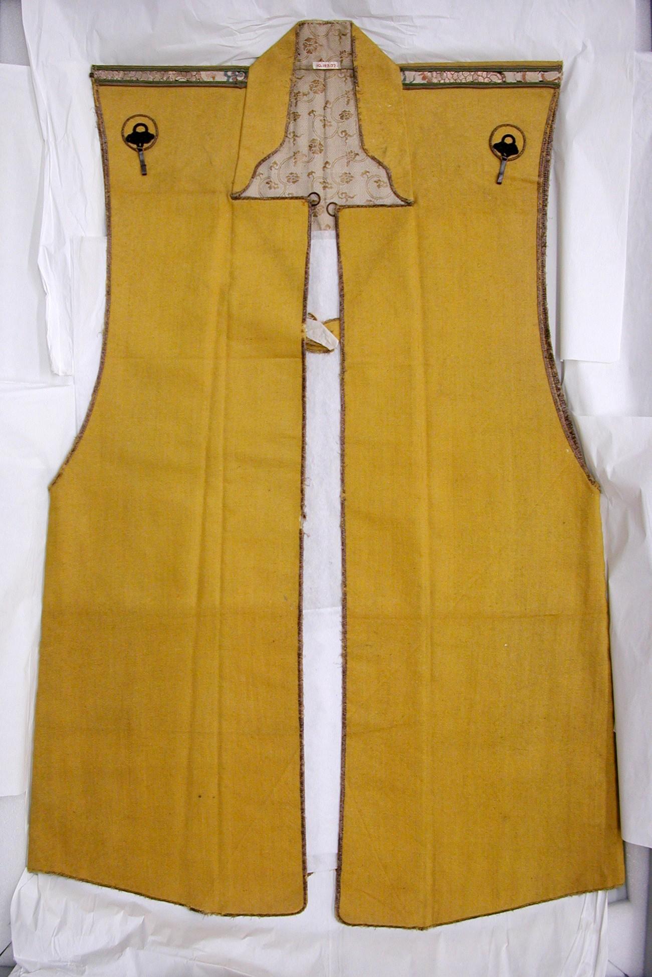 Surcoat (Jinbaori) | Japanese | The Met