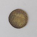 Coin (Crown) Showing Charles I, Silver, gold, British