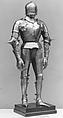 Armor, Steel, leather, German