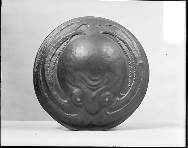 War Hat (Jingasa), Iron, Japanese