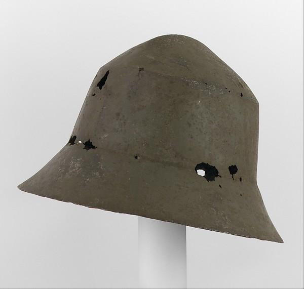 War Hat, Steel, European