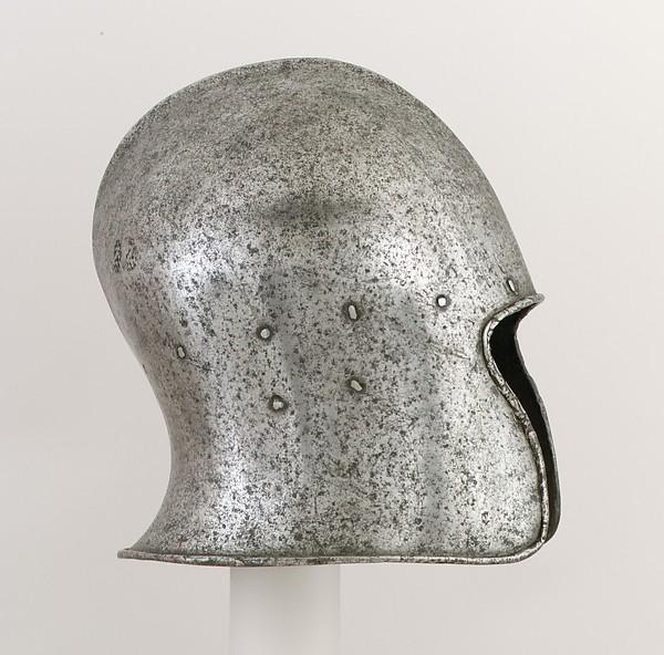 Sallet, Steel, Italian, Milan