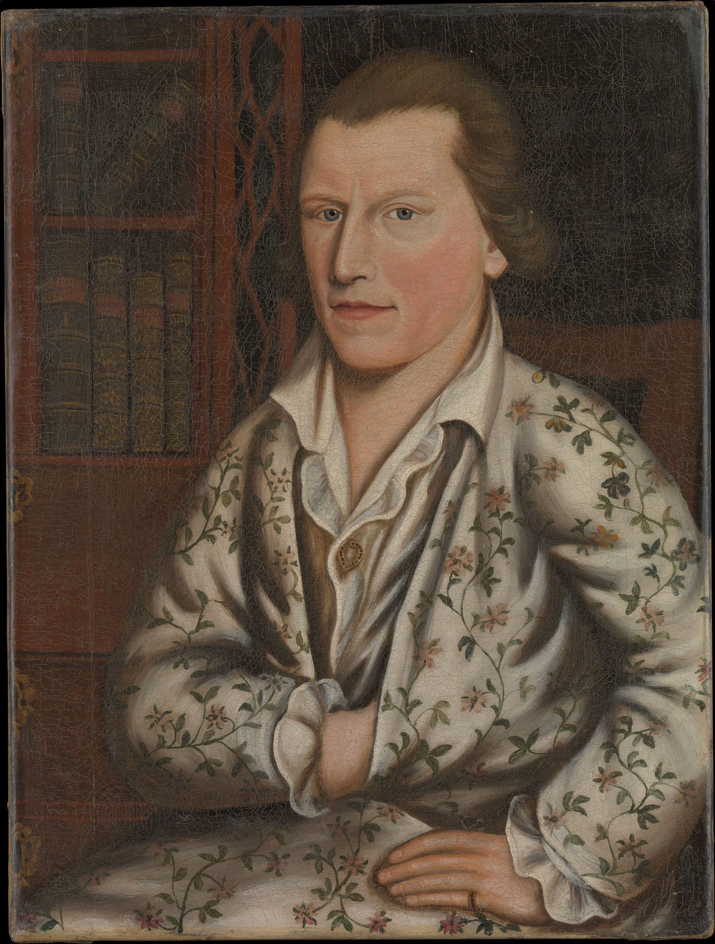 Prince Demah Barnes Portrait Of William Duguid