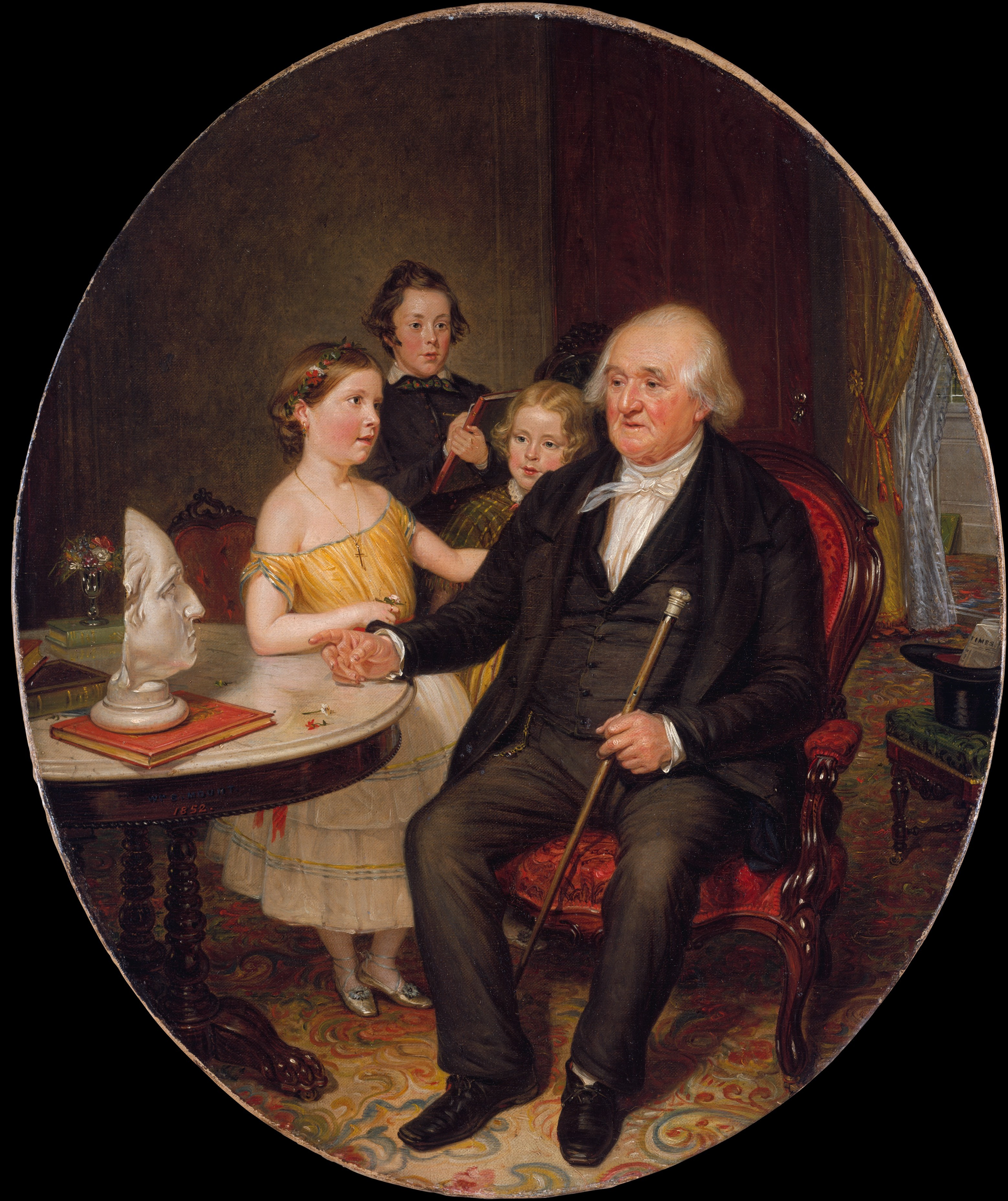 William Sidney Mount | Great-Grand-Father\u0026#39;s Tale of the ...