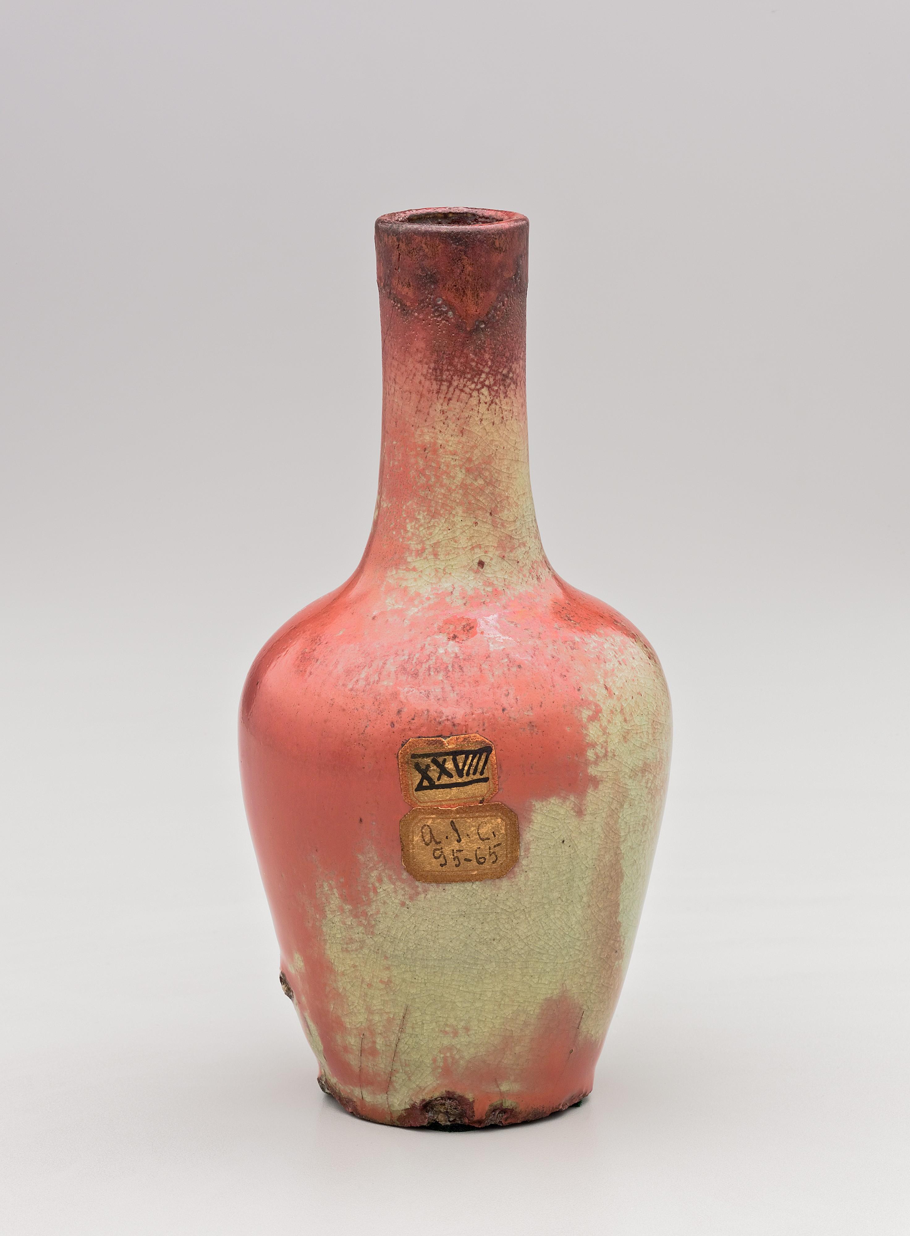 Chelsea Keramic Art Works | Vase | American | The Met