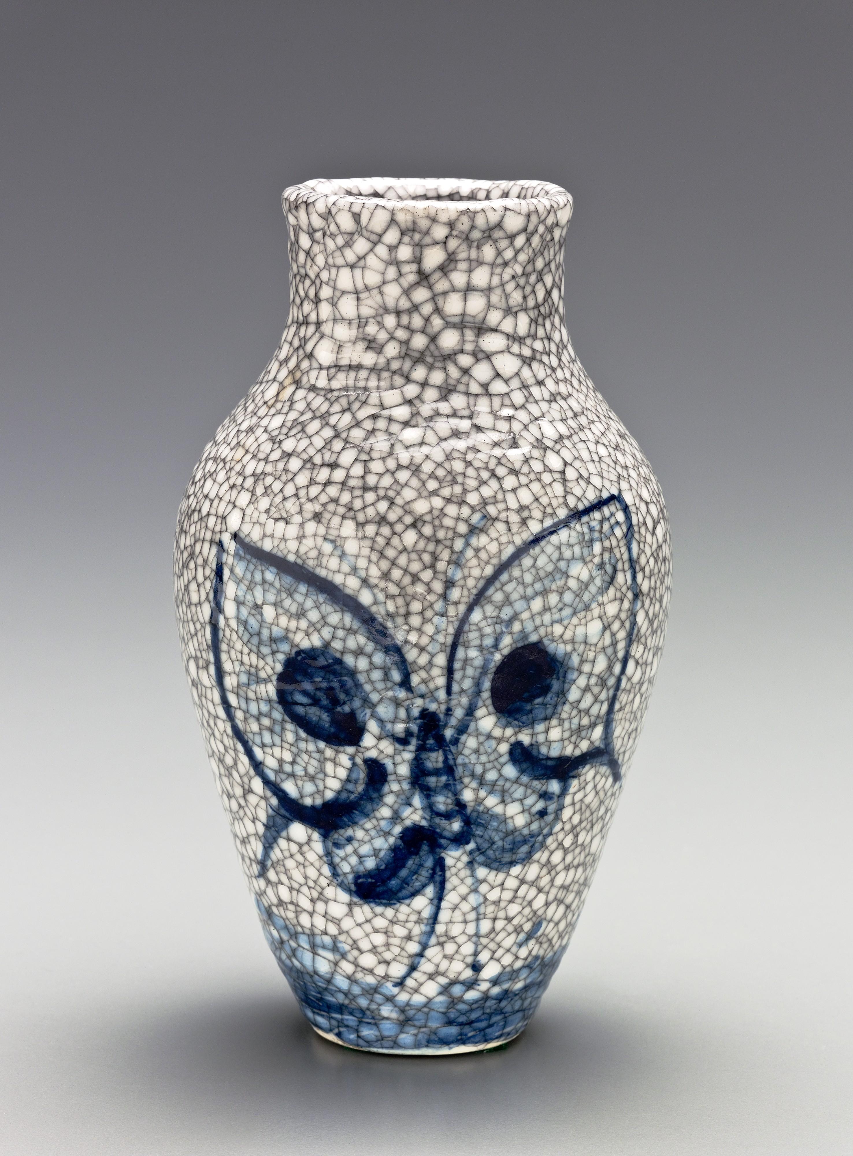 Chelsea Pottery U. S. | Vase | American | The Met