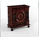 Cabinet, Red oak, white pine, black walnut, red cedar, maple, American
