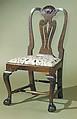 Side Chair, Attributed to John Goddard (1724–1785), Mahogany, maple, American