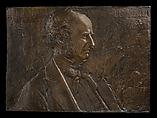 Cornelius Vanderbilt I, Augustus Saint-Gaudens (American, Dublin 1848–1907 Cornish, New Hampshire), Bronze, American