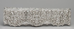 Plaque, Silver, South American (Paraguay)