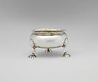 Salt, Benjamin Halsted (1734–1817), Silver, American