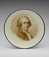 George Washington, Emile Dupont-Zipcy (1822–1885), Faience, French