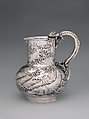 Pitcher, Gorham Manufacturing Company (American, 1831–present), Silver, American