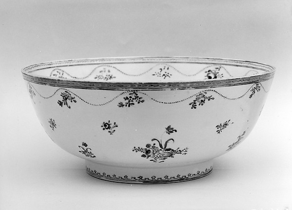 Bowl, Porcelain, Chinese