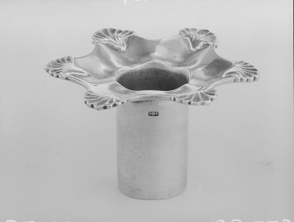Bobeche, Myer Myers (1723–1795), Silver, American