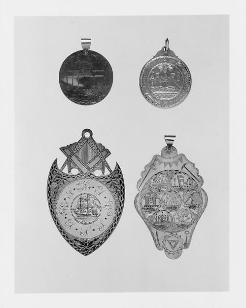 Medal, Gold, American