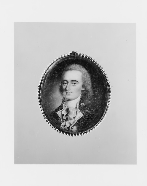James Bleecker, John Ramage (Ireland ca. 1748–1802 Montreal), Watercolor on ivory, American