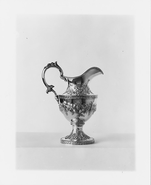 Creamer, Robert and William Wilson (active ca. 1825–ca.1846), Silver, American