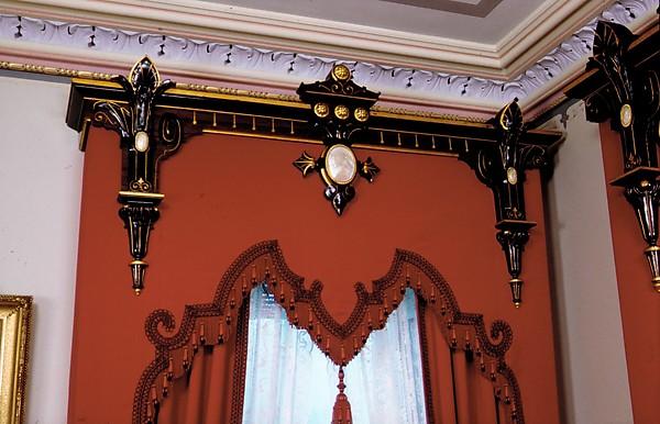 Wilcox mansion Meriden