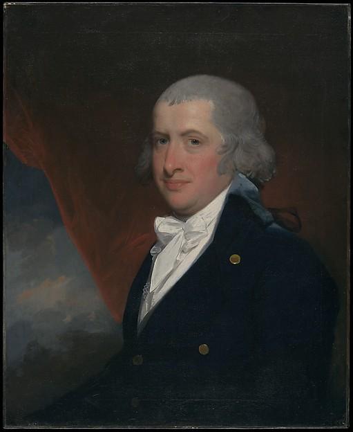 Joseph Anthony Jr., Gilbert Stuart (American, North Kingston, Rhode Island 1755–1828 Boston, Massachusetts), Oil on canvas, American