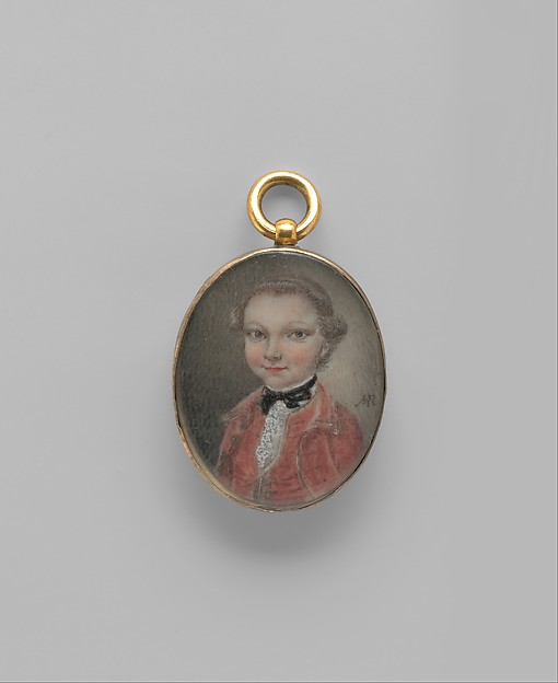 William Middleton, Mary Roberts (died 1761 Charleston, South Carolina), Watercolor on ivory, American