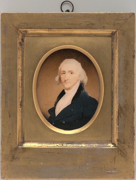 Robert Gilmor Sr., Robert Field (American (born England), Gloucestershire ca. 1769–1819 Kingston, Jamaica), Watercolor on ivory, American