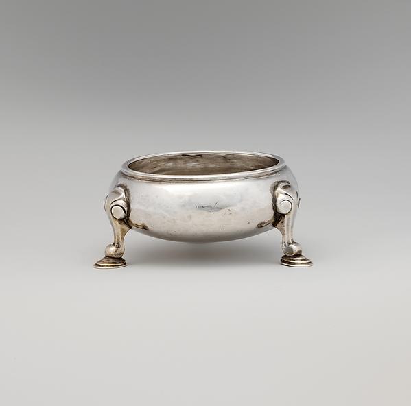 Salt, Josiah Austin (1719/20–ca. 1780), Silver, American