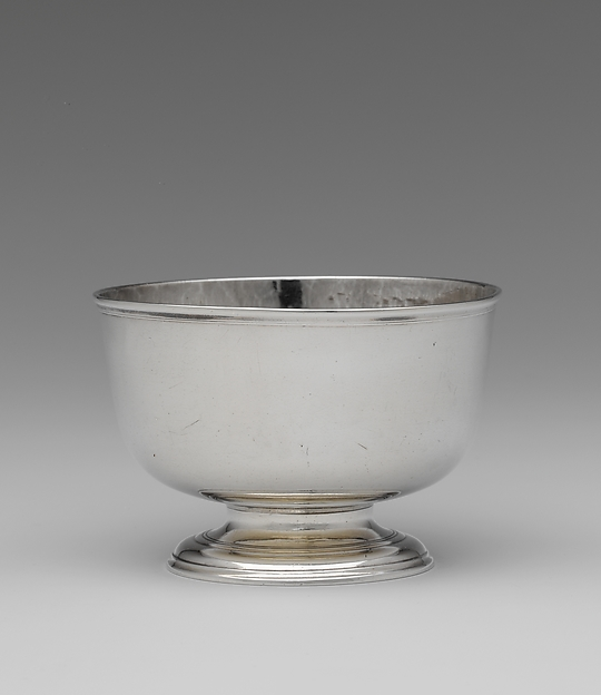 Sugar Bowl, Philip Syng Jr. (1703–1789), Silver, American