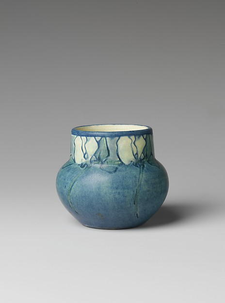 Jar, Newcomb Pottery (1894–1940), Earthenware, American