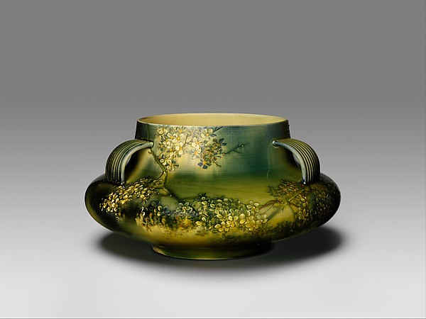 Bowl, Kataro Shirayamadani (1865–1948), Earthenware, American