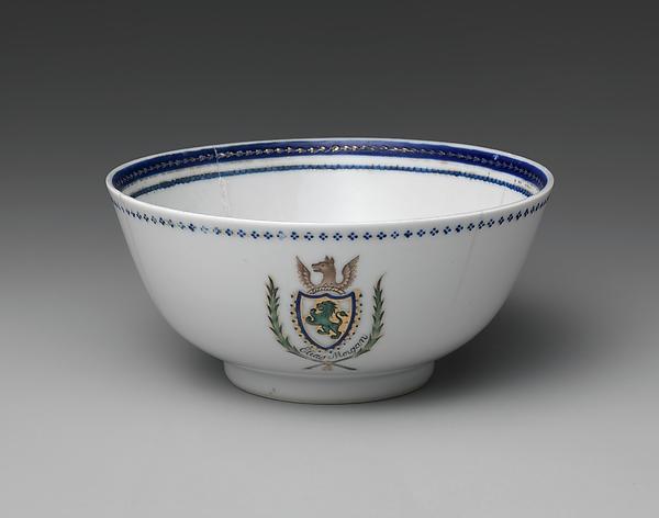 Bowl, Porcelain, Chinese