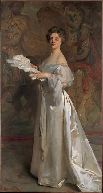 Ada Rehan, John Singer Sargent (American, Florence 1856–1925 London), Oil on canvas, American