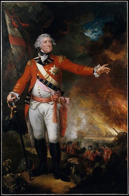 General George Eliott, Mather Brown (American, Boston, Massachusetts 1761–1831 London), Oil on canvas, American