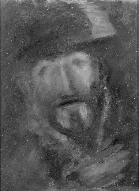 Henry Irving as Philip II of Spain, Formerly attributed to James McNeill Whistler (American, Lowell, Massachusetts 1834–1903 London), Oil on canvas, American