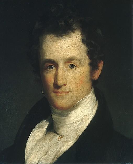 John Finley, Thomas Sully (American, Horncastle, Lincolnshire 1783–1872 Philadelphia, Pennsylvania), Oil on canvas, American