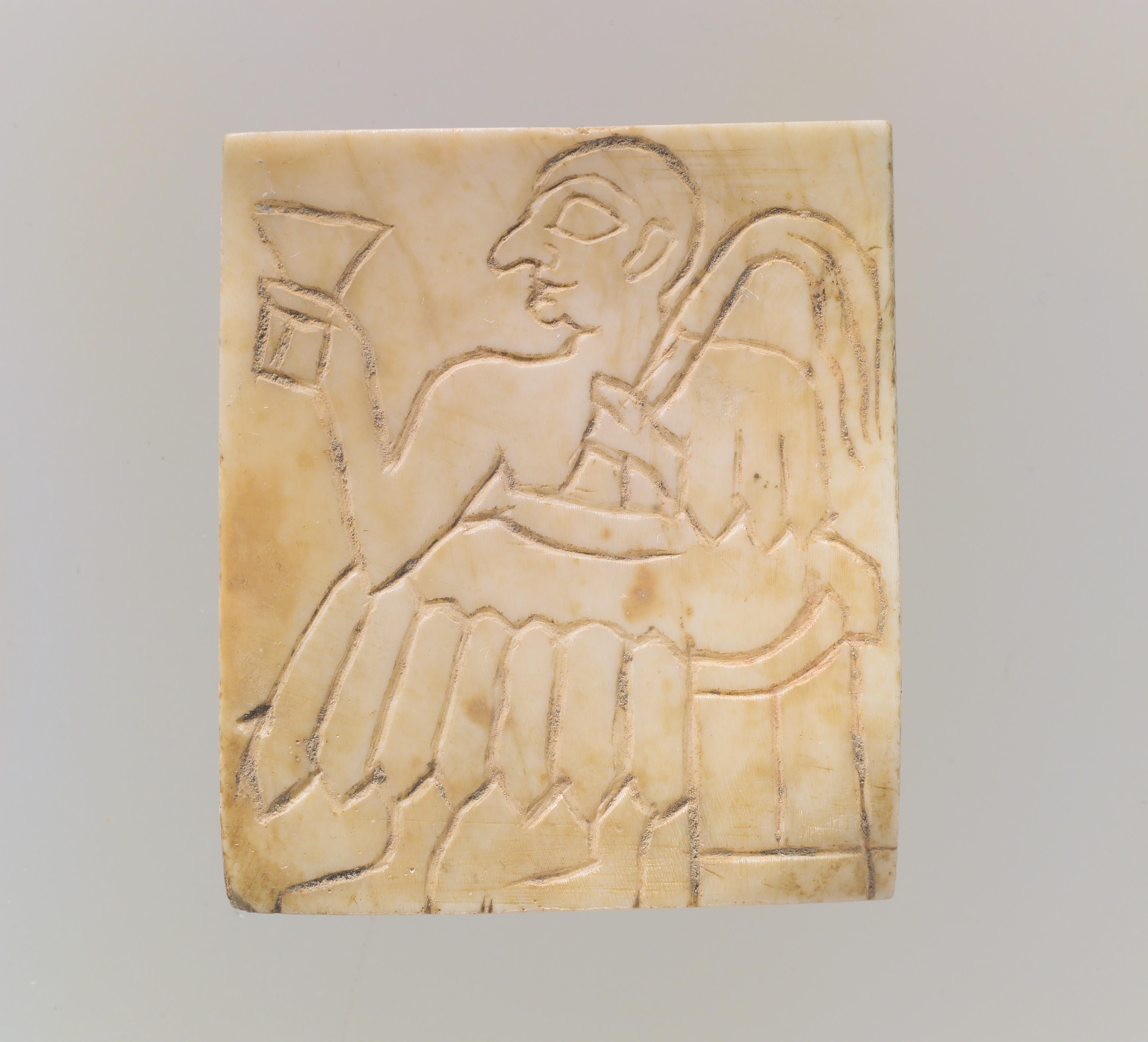 صورة تعود للعد السومري