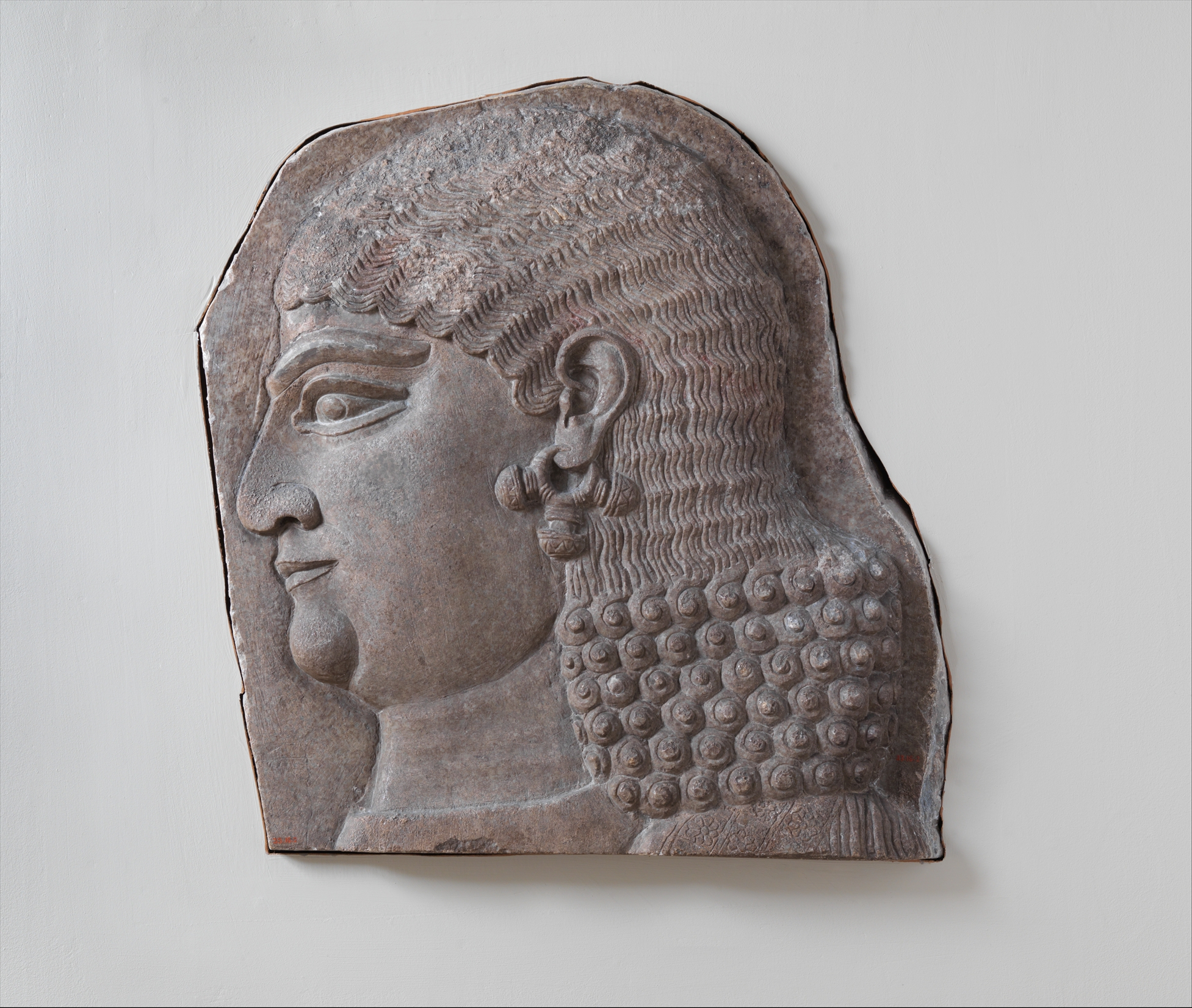 سيدة من الأسرة الحاكمة في عهد سرجون الثاني