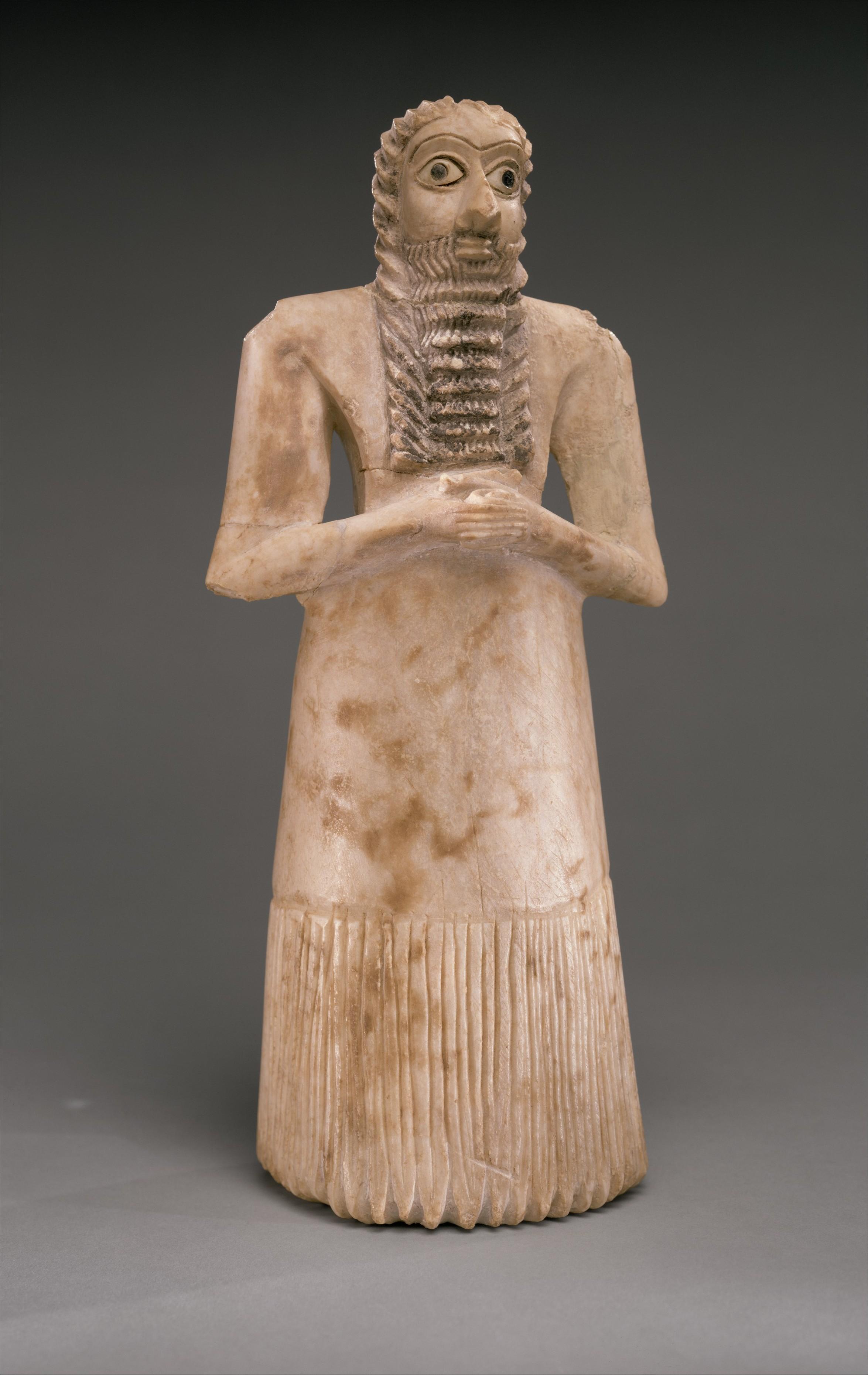السومريون قدموا أقدم الحضارات على الإطلاق