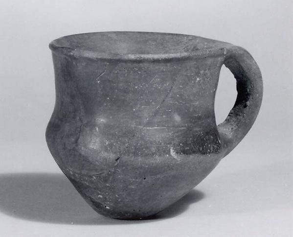 Strainer cup, Ceramic, Iran