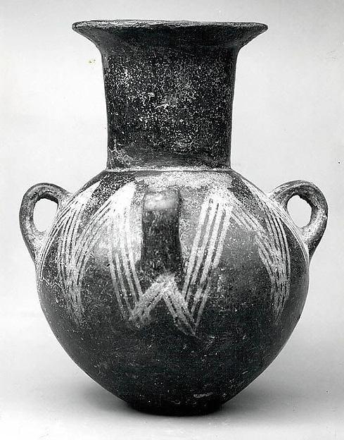 Jar, Ceramic, Yortan