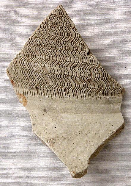 Sherd, Ceramic, Sasanian