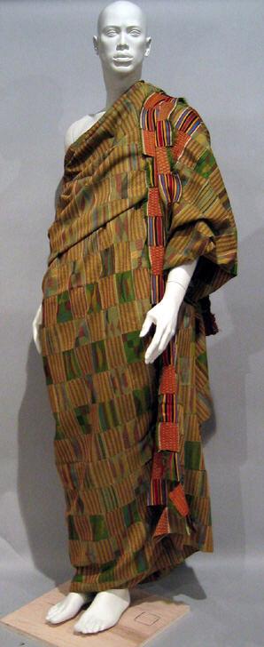 Kente Prestige Cloth Asante Peoples The Met