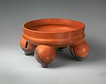 Tetrapod Bowl, Ceramic, Maya