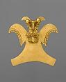 Eagle Pendant, Gold, Chiriquí