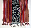 Shoulder Cloth, Cotton, Timor