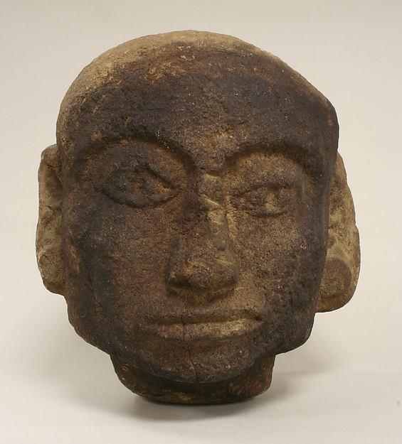Head, Stone, Aztec