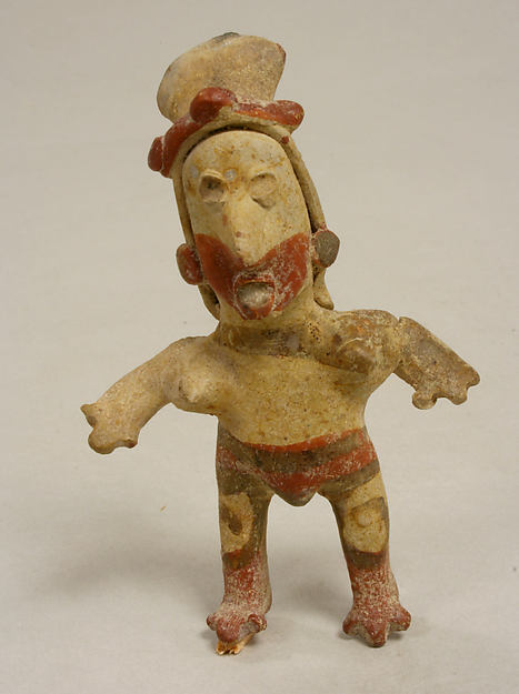 Figures, Ceramic, slip, Jalisco