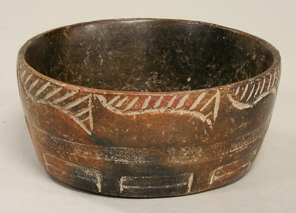 Bowl, Ceramic, Olmec